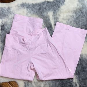 Lululemon Pink Crop Pants 4